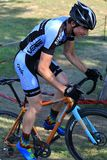 Cycling Cyclo-Cross Royalty Free Stock Photography