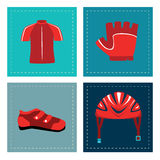 Cycling design Royalty Free Stock Photo