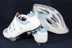 Cycling equipment Stock Photos