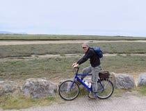Cycling exercise lifestyle Stock Photo