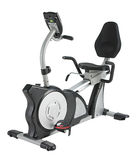 Cycling exercise tool Royalty Free Stock Photography