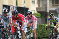 Cycling: Giro d'Italia of the Centenary - 2009 Stock Photography