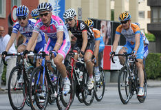 Cycling: Giro d'Italia of the Centenary - 2009 Stock Image