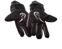 Cycling gloves Stock Image