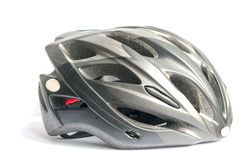Cycling helmet isolated Stock Photography