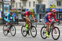 Cycling: Horizon Park Race Maidan in Kyiv, Ukraine Stock Photography