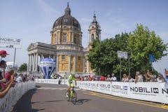Cycling Italian Championship 2015 Royalty Free Stock Photo