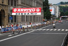 Cycling italian Championships Royalty Free Stock Image