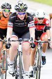 Cycling ladies Stock Photo