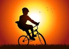 Cycling Outdoor Royalty Free Stock Photos