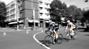 Cycling Race - Herald Sun Tour Royalty Free Stock Photos