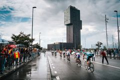UCI Road World Championships Stock Image