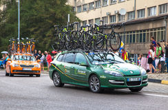 Cycling race Tour de Pologne 2014 Stock Image