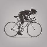 Cycling race. Stock Photo
