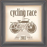 Cycling race Stock Photography