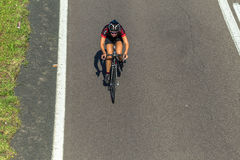 Cycling Road Champs Stock Photography