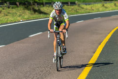 Cycling Road Champs Royalty Free Stock Photos