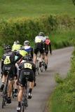 Cycling sam robinson Royalty Free Stock Image