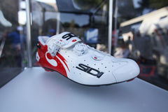 Cycling Shoes Royalty Free Stock Photo