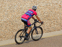 Cycling sports Royalty Free Stock Images