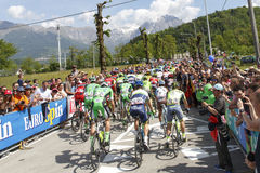 Cycling: 99th Tour of Italy 2016 / Stage 14 Stock Photo