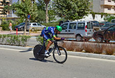 Cycling Time Trial Stock Images