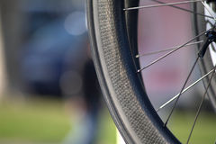 Cycling tire Royalty Free Stock Photography