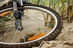 Cycling tour Stock Image