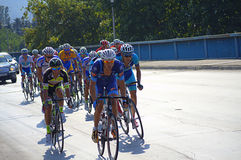 Cycling Tour,Bulgaria Royalty Free Stock Photo