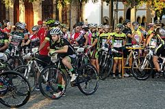 Cycling tour in Carmona  5 Stock Photos