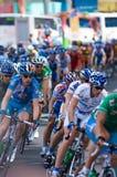 Cycling tournament Stock Photos