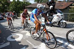 Cycling - UCI Road World Championships 2009 Royalty Free Stock Photos