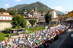 Cycling - UCI Road World Championships 2009 Royalty Free Stock Photography