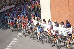 Cycling - UCI Road World Championships 2009 Royalty Free Stock Images