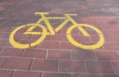 cycling way Stock Photos