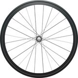 Cycling wheel stock image
