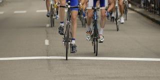cyclism Royaltyfri Foto