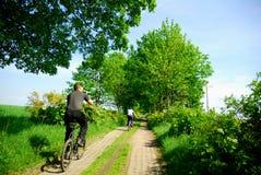 Cyclisme photo stock