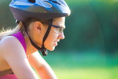 Cyclisme Images libres de droits