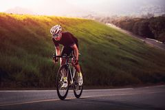 cyclist fotos de stock royalty free