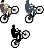 cyclist Immagini Stock
