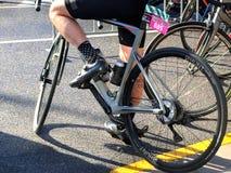 cyclist imagens de stock royalty free