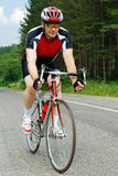 Cyclist Stock Image