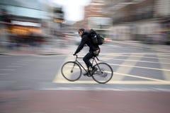 cyclist Imagem de Stock
