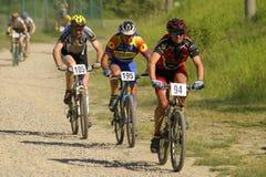 cyclist Fotografia de Stock