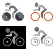 cyclist Fotografia Stock