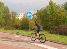 cyclist foto de stock royalty free