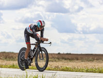 The Cyclist Andreas Kloden Royalty Free Stock Image