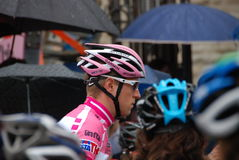 Cyclist HESJEDAL Ryder Stock Photo