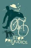 Cyclist Royalty Free Stock Photo